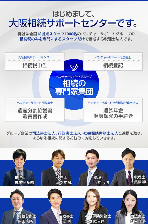 大阪相続サポートセンターです。