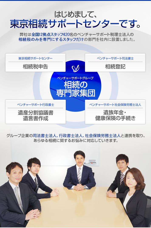 東京相続サポートセンターです。